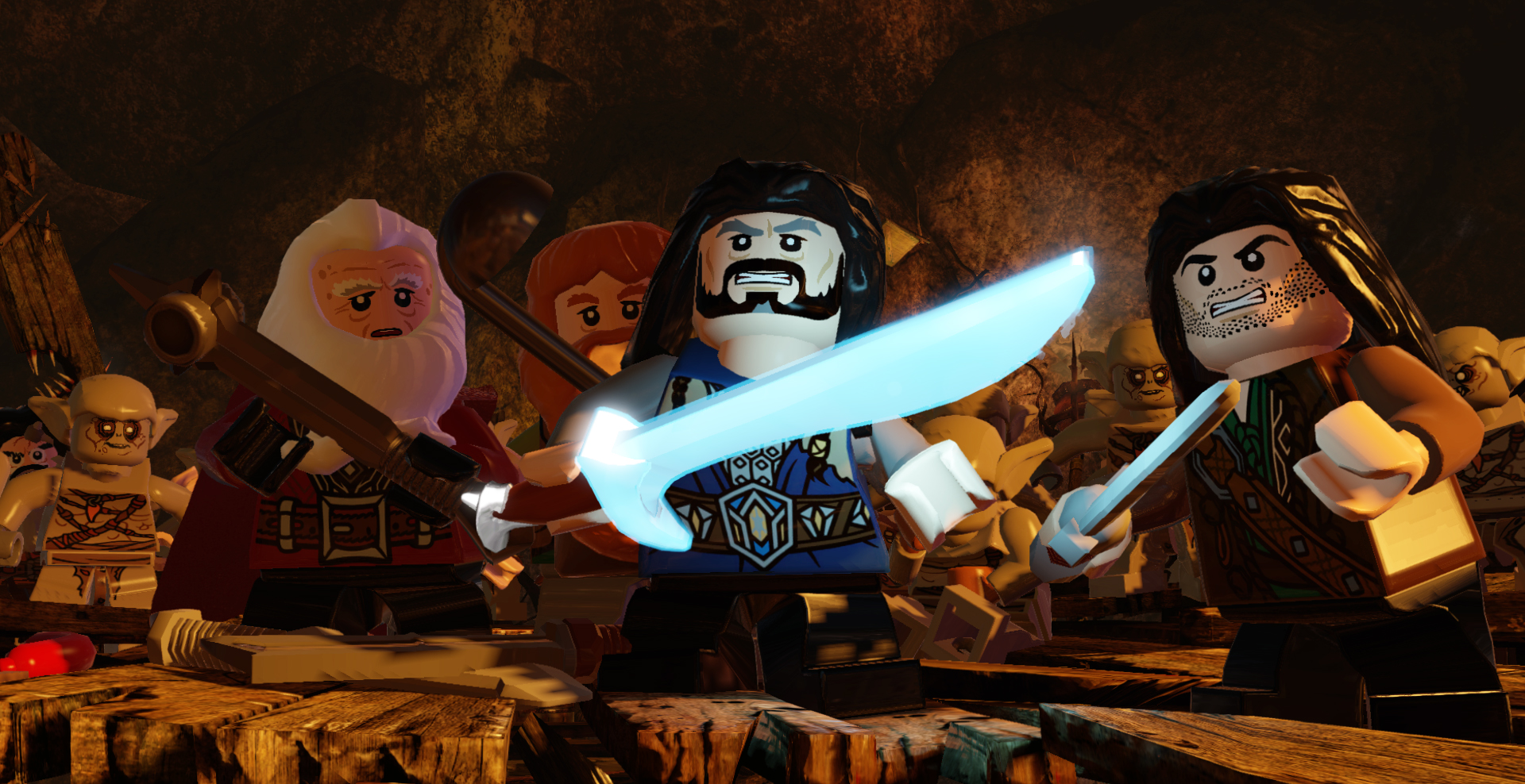 New LEGO The Hobbit 'buddy-up' trailer released