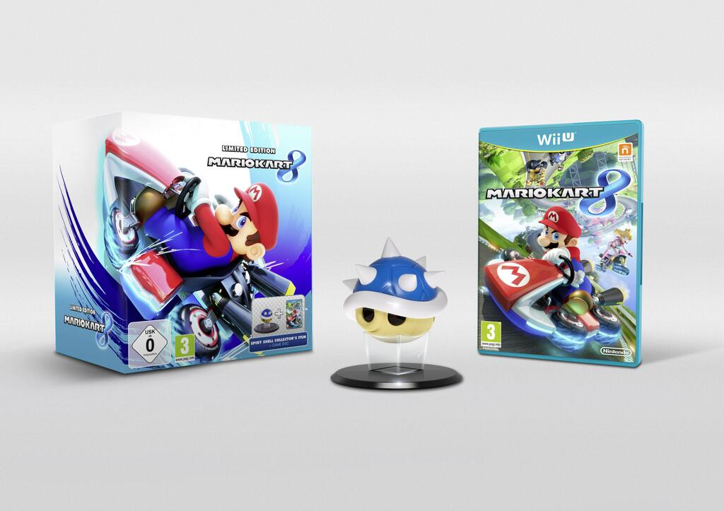 Mario Kart 8 Limited Edition Packs Come to UK