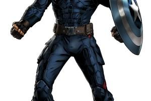Marvel Avengers Alliance Captain America