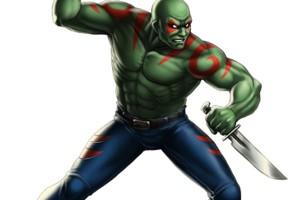 Marvel Avengers Alliance Draxx