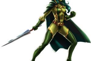 Marvel Avengers Alliance Gamora