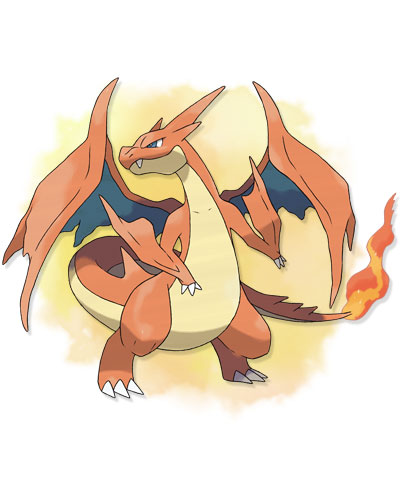 Pokemon X and Y's Charizard Has Two Mega Evolutions | The ...