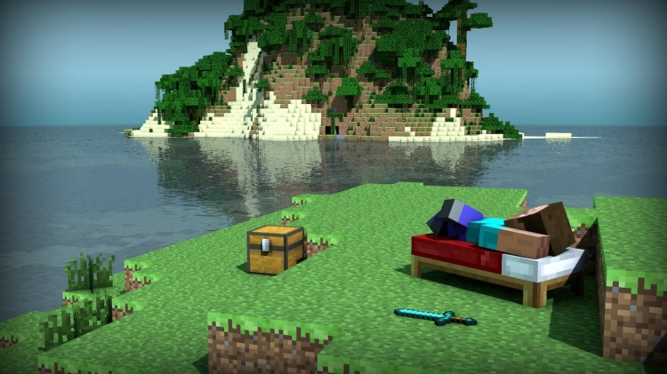 Minecraft next-gen is out this week!
