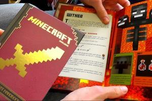 Minecraft combat book