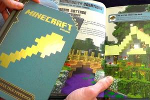 Minecraft construction book