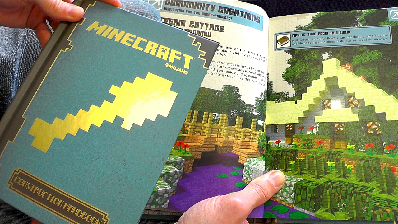 Minecraft Construction Handbook review