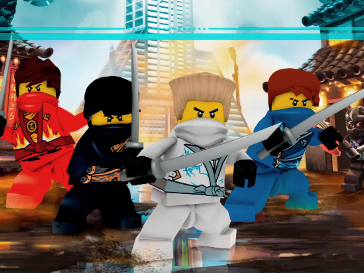 iOS App of the Day: LEGO Ninjago REBOOTED