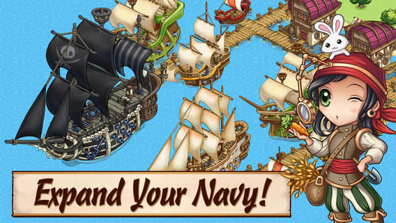 iOS App of the Day: Pirates of Everseas