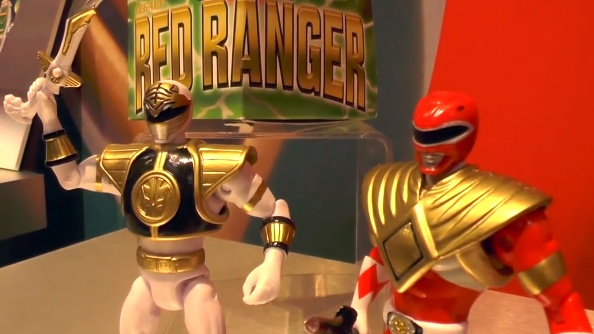 Super Megaforce Power Rangers toys are ready to morph