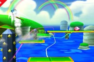 Super Smash Bros Mario stage 04