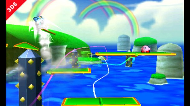 Super Smash Bros. Mario stage revealed