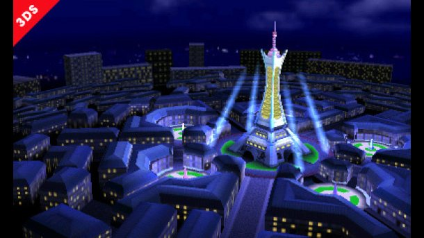 New Super Smash Bros. Pok?mon stage revealed