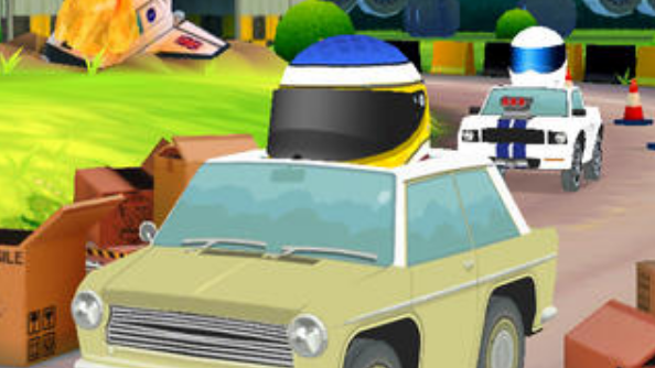 iOS App of the Day: Top Gear Race The Stig