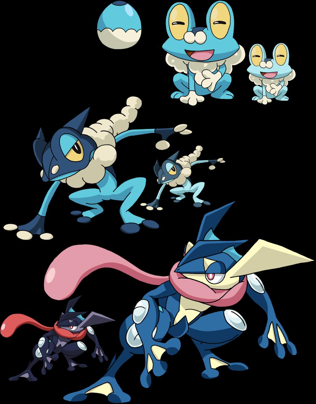 The 10 best pok mon to catch in pok mon x and y boxmash - X evolution pokemon ...