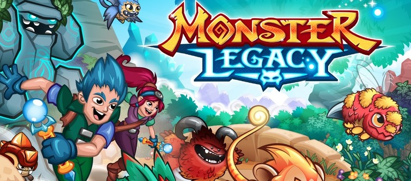 iOS App of the Day: Monster Legacy