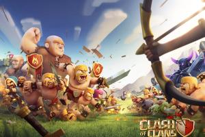Classh offff clans