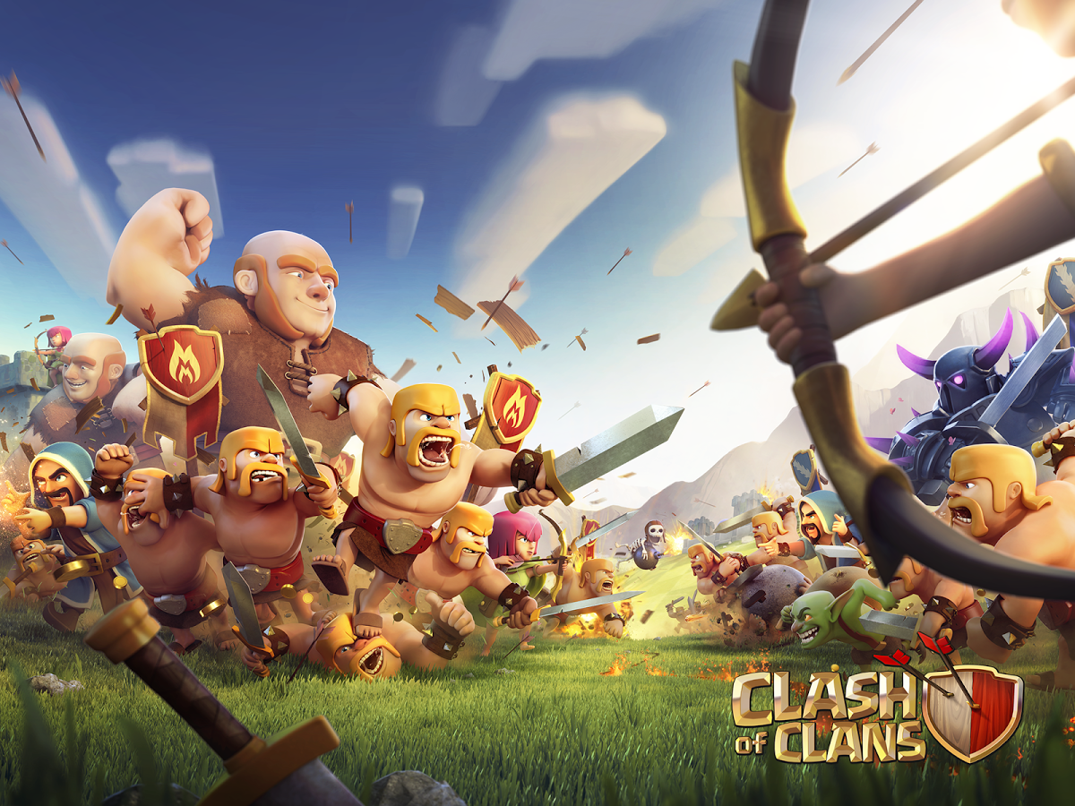 iOS App of the Day: Clash of Clans