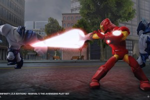 Disney Infinity Marvel Iron Man