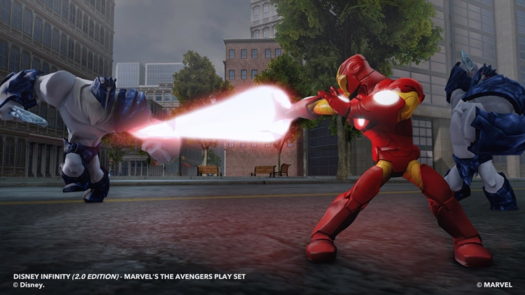 Introduction to Disney Infinity 2.0's Toy Box