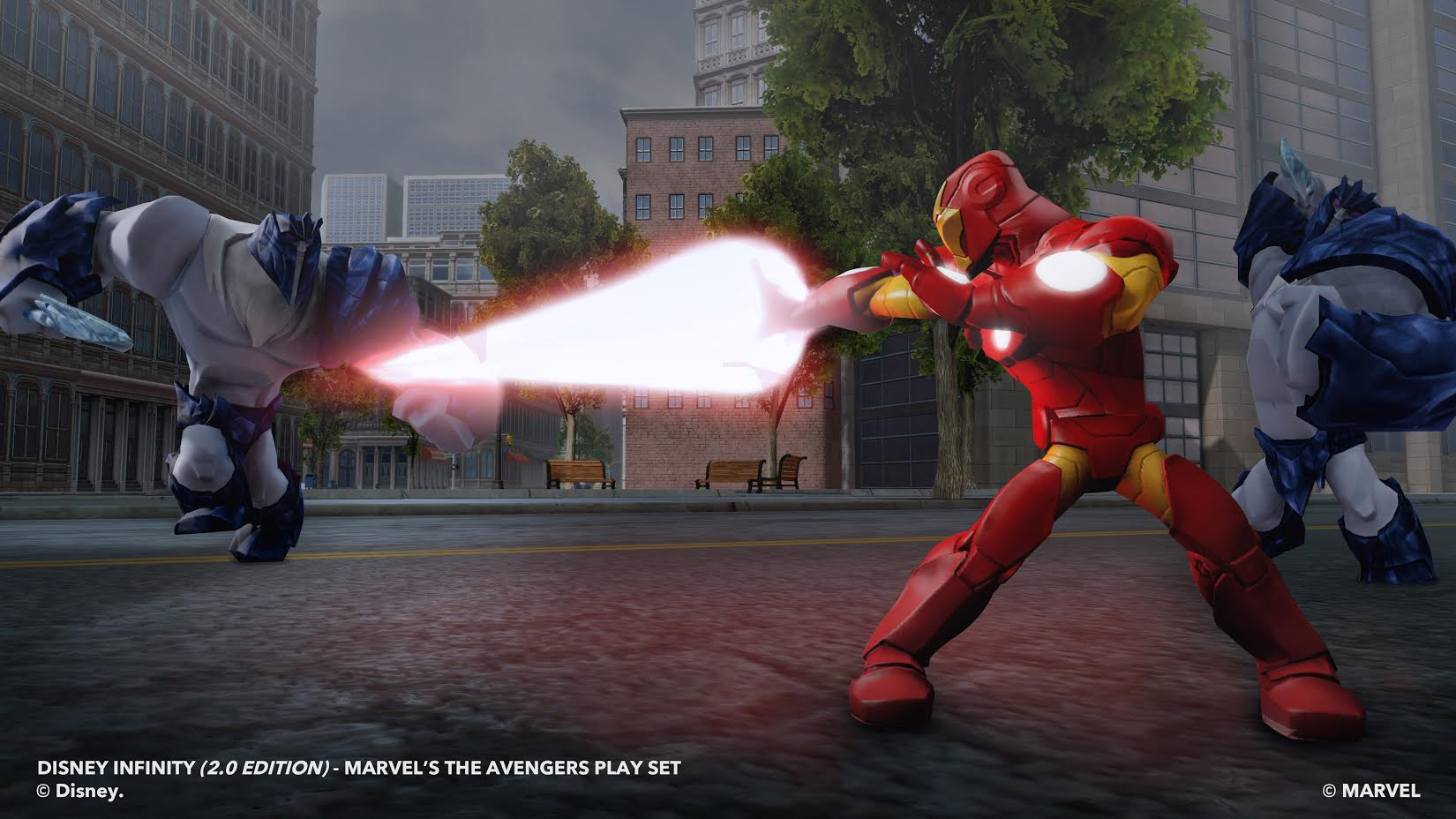 Disney Infinity 2.0 Marvel Super Heroes is real, check it out here!