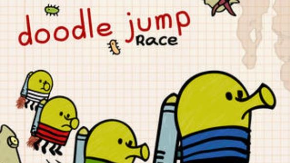 iOS App of the Day: Doodle Jump Race