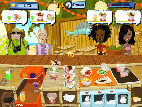 iOS App of the Day: Happy Chef 2