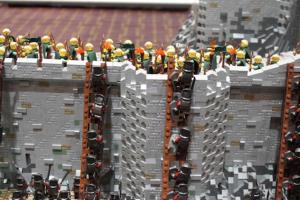 LEGO Helms Deep 01