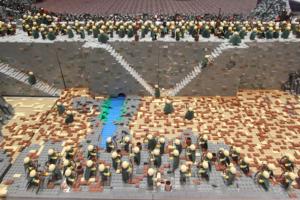 LEGO Helms Deep 05