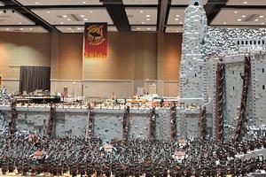 LEGO Helms Deep 11