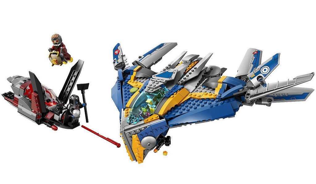 Incredible LEGO Guardians of the Galaxy sets revealed