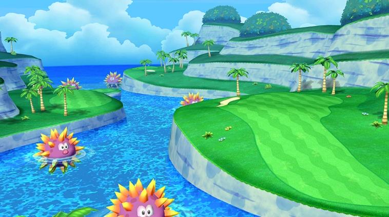 Mario golff