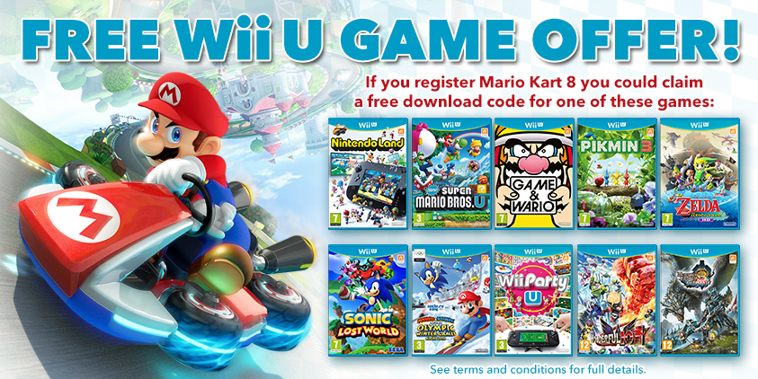 Mario Kart 8 Direct Video shows off New Features and Promotions