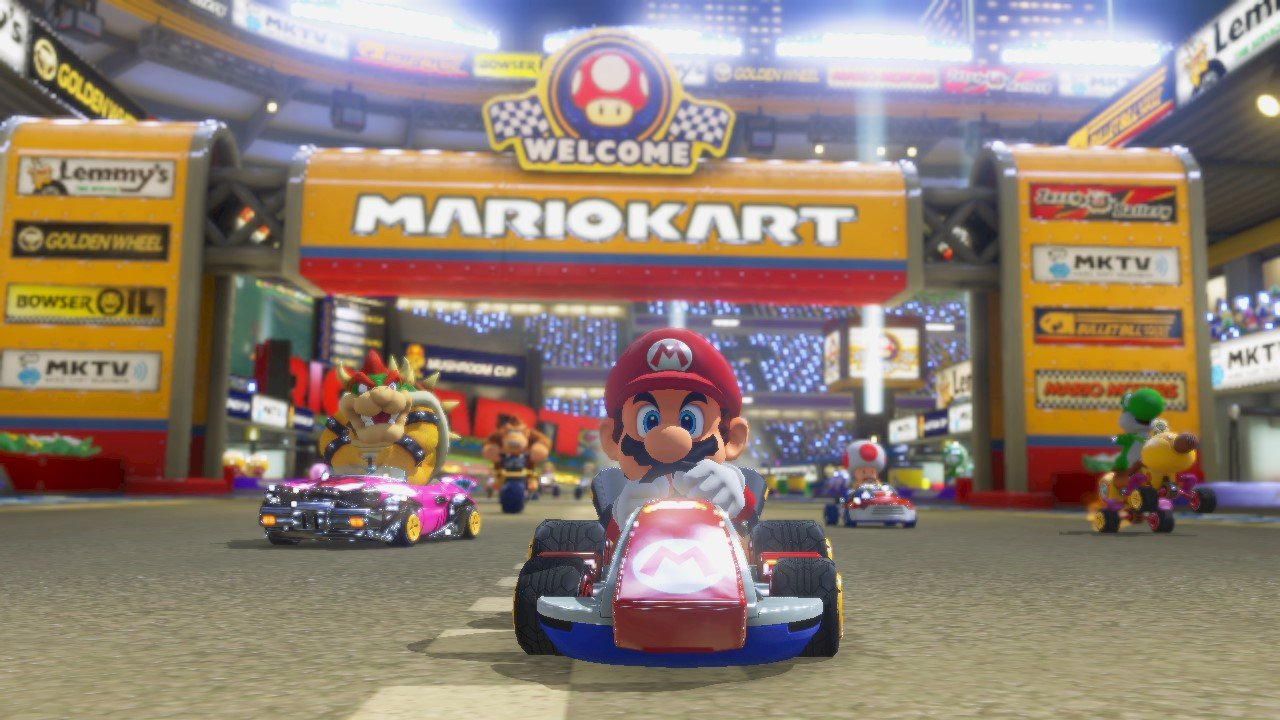 Mario Kart 8 is coming to phones in new app