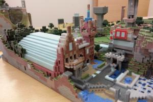 Minecraft 3D printed 03