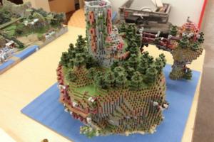 Minecraft 3D printed 04