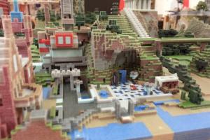 Minecraft 3D printed 05