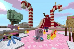 Minecraft Candy 01