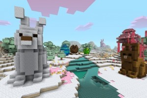 Minecraft Candy 02