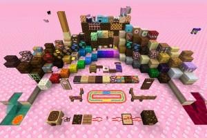 Minecraft Candy 04