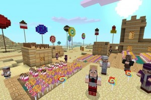 Minecraft Candy 07