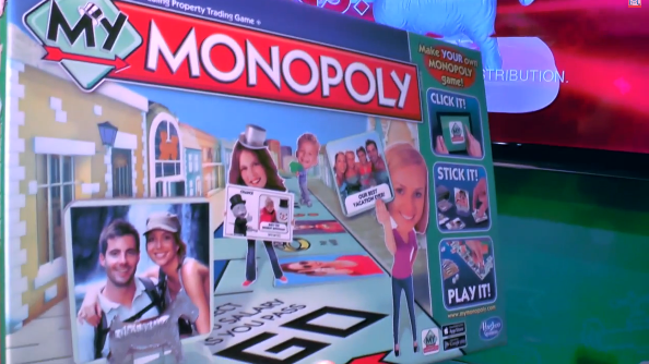 Hands on with My Monopoly