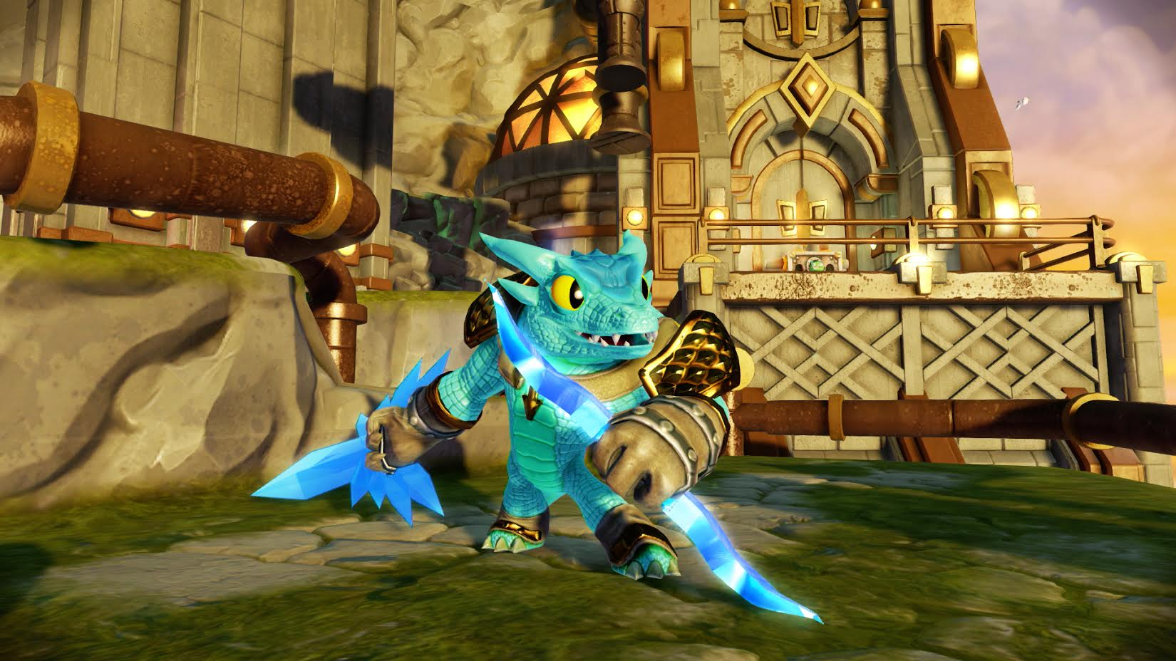 Skylanders Trap Team is real, check it out here