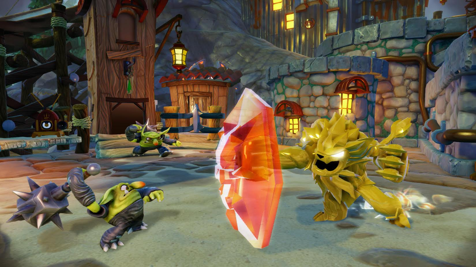 Skylanders Trap Team will have Sun and Moon elements