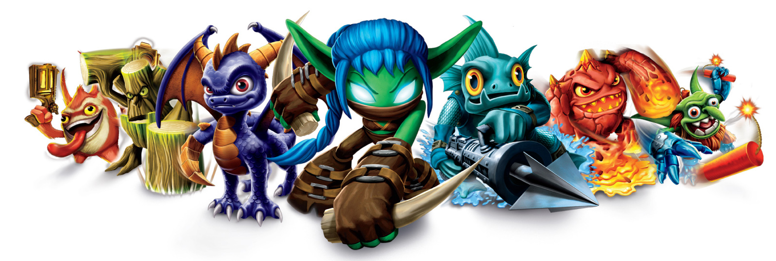 New Skylanders Game To Be Revealed This Month!
