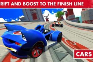 Sonic All Stars Racing 01