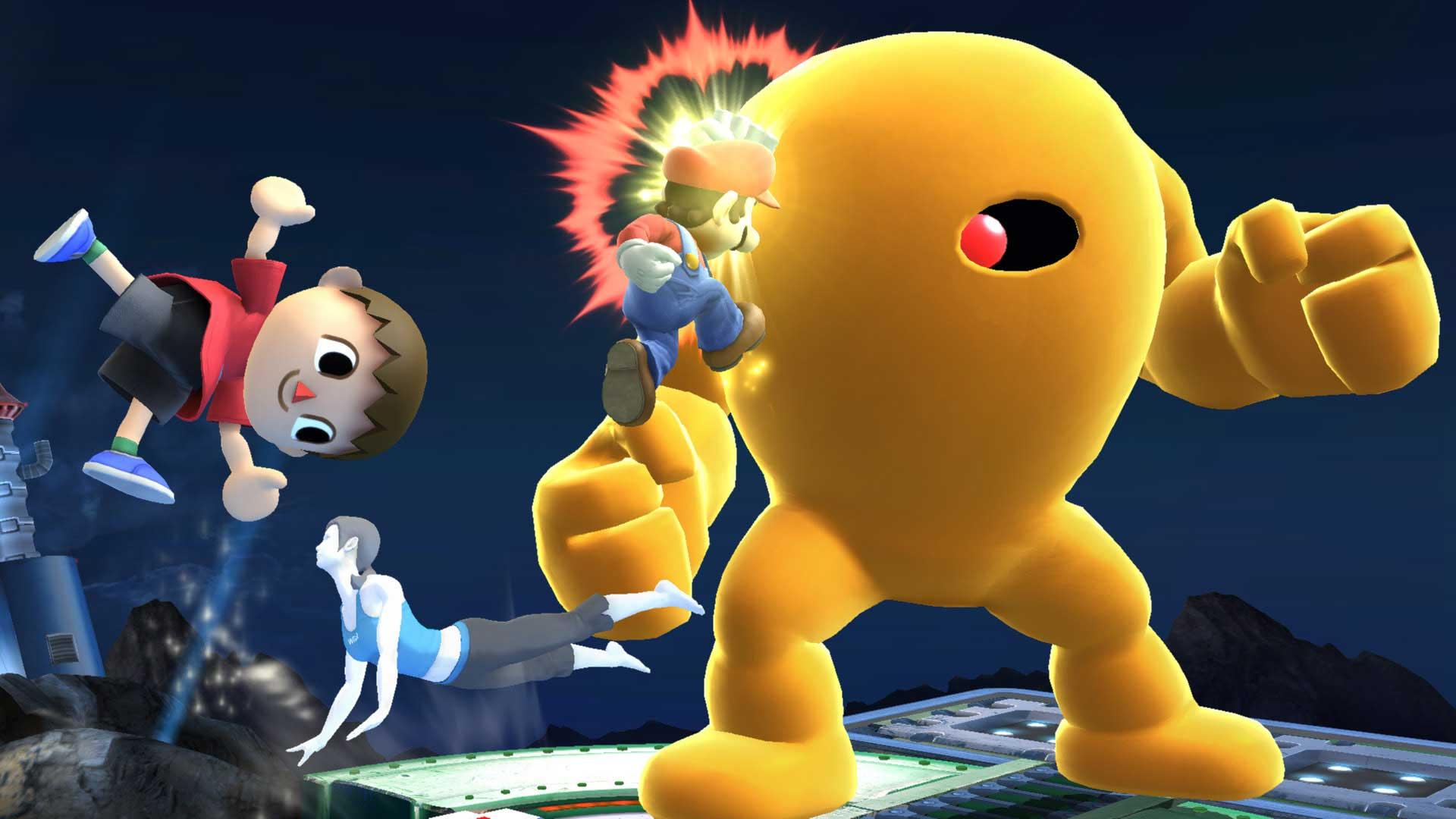 Super Smash Bros. features revealed at Nintendo Direct