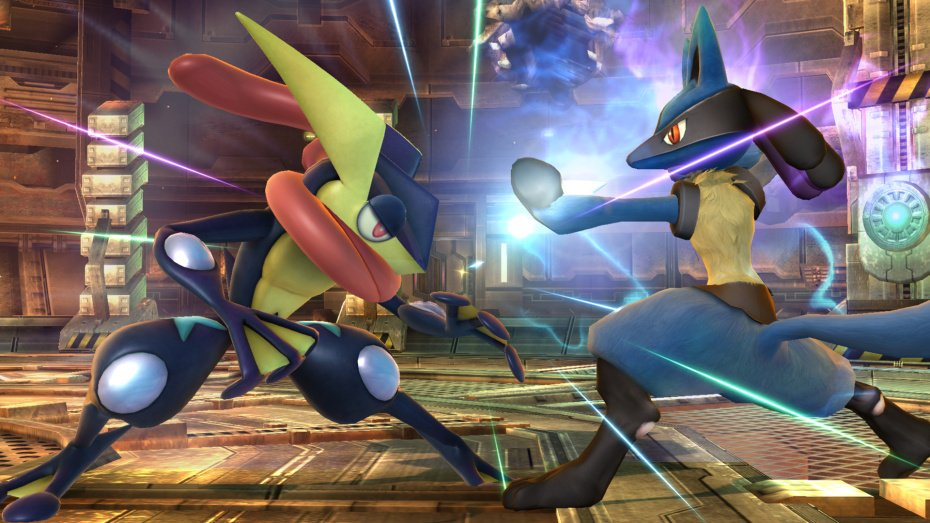 Super Smash Bros. demo is coming this week