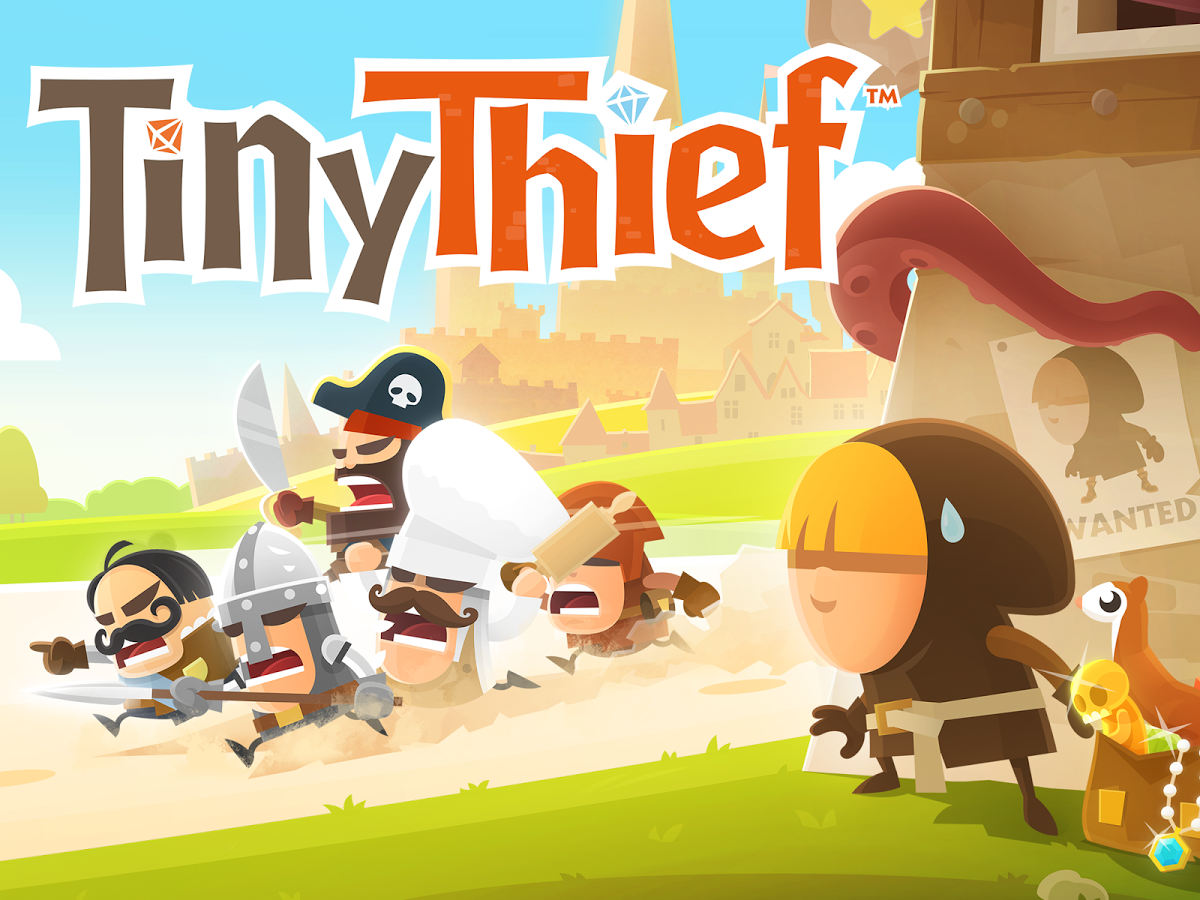 iOS App of the Day: Tiny Thief