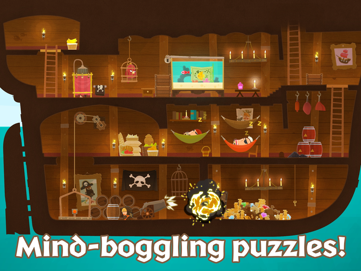 Tiny Thief_puzzles