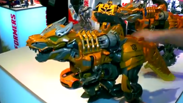 Awesome Transformers Age of Extinction toys